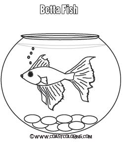 Empty Fish Bowl Coloring Page http://interkominc.com/12/fish-bowl-coloring